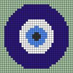 Alpha pattern #65803