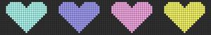 Alpha pattern #65805