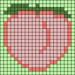 Alpha pattern #65806