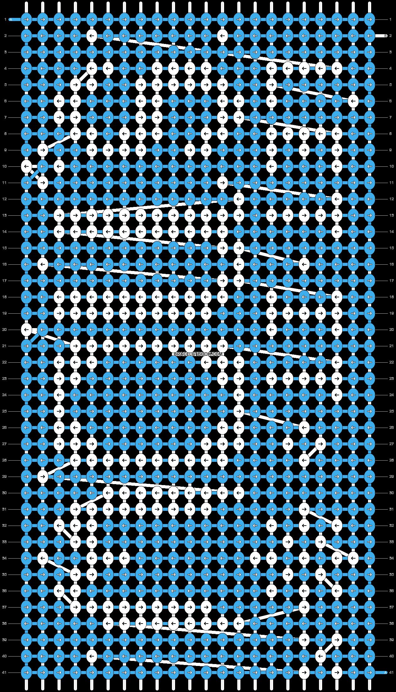 Alpha pattern #65819 pattern