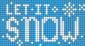 Alpha pattern #65819