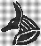 Alpha pattern #65821