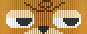 Alpha pattern #65829