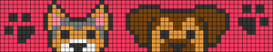 Alpha pattern #65839