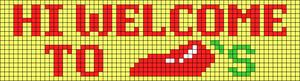 Alpha pattern #65841
