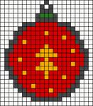 Alpha pattern #65850