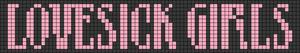 Alpha pattern #65865