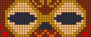 Alpha pattern #65889