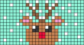 Alpha pattern #65893