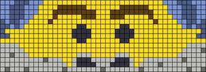 Alpha pattern #65894