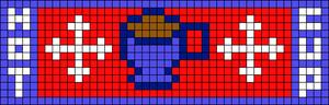 Alpha pattern #65901