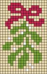 Alpha pattern #65907