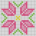 Alpha pattern #65925