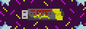 Alpha pattern #65940