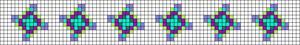 Alpha pattern #65944