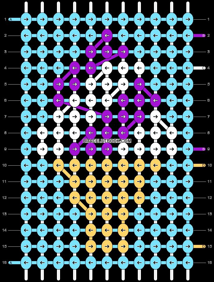 Alpha pattern #65947 pattern