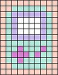 Alpha pattern #65949