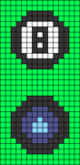 Alpha pattern #65950