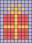 Alpha pattern #65951