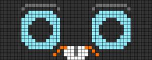 Alpha pattern #65956