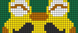 Alpha pattern #65959
