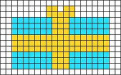 Alpha pattern #65962