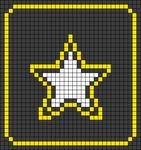 Alpha pattern #65978