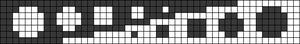 Alpha pattern #66003