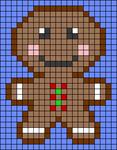 Alpha pattern #66005