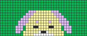 Alpha pattern #66008