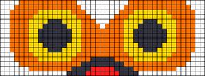 Alpha pattern #66009