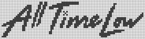 Alpha pattern #66038