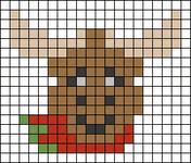Alpha pattern #66046