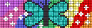 Alpha pattern #66054