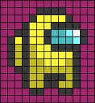 Alpha pattern #66080