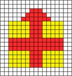 Alpha pattern #66112