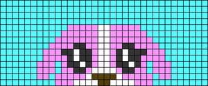Alpha pattern #66113