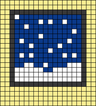 Alpha pattern #66115