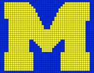 Alpha pattern #66121