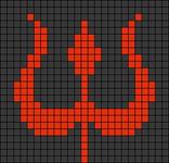 Alpha pattern #66125