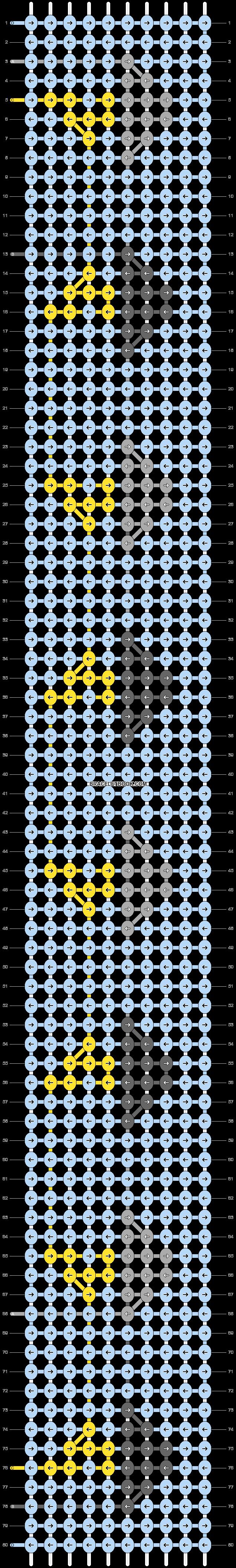 Alpha pattern #66141 pattern