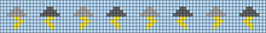 Alpha pattern #66141
