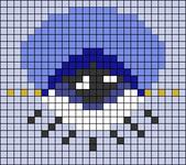 Alpha pattern #66162