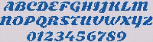 Alpha pattern #66188