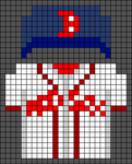 Alpha pattern #66196