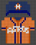Alpha pattern #66205