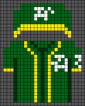 Alpha pattern #66207