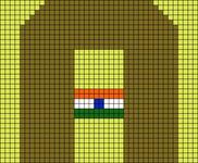Alpha pattern #66211