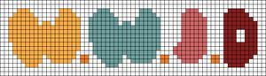 Alpha pattern #66217
