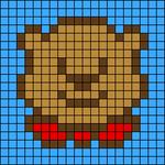 Alpha pattern #66220